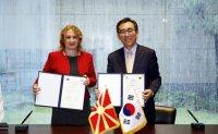 Korea, North Macedonia establish diplomatic relations