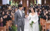 Lee Wan marries pro golfer [PHOTOS]