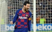 Messi and his Barcelona teammates taking 70% pay cut