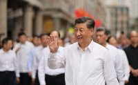 China's Xi promises changes to promote tech center Shenzhen