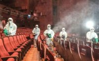 Korean performing arts hit hard by coronavirus pandemic in April