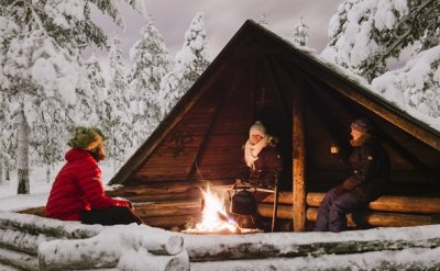 Rovaniemi of Finland offers a 'true' winter holiday
