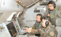 JCS chairman commands E-737 flight