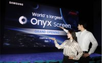 Samsung beefs up cinema screen biz
