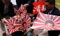 Over 34,000 sign petition to ban Rising Sun flag from Tokyo Olympics