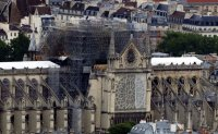 French MPs approve law on speedy Notre-Dame restoration