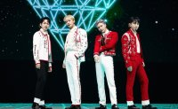 SHINee's first online concert ends with a bang