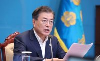 Russia set to cooperate on Korea peace: Cheong Wa Dae