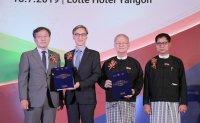 SK Innovation acquires 35% stake in Myanmar oil distributor