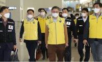 Gov't sends emergency aid team to Vietnam for quarantined Koreans