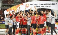Unstoppable Korea add final touch to perfect tournament