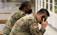 US Forces Korea requires all members at bases to wear masks amid COVID-19 pandemic