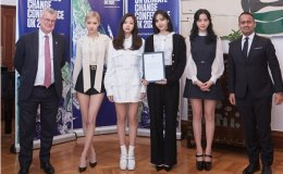 BLACKPINK members tapped as promoters for UN climate action campaign