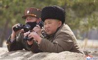 North Korea says Kim oversaw long-range artillery strike drill