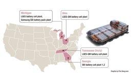 Korean battery makers scrambling to increase production in US