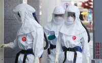 Korea reports 9 more virus cases, total now at 10,761