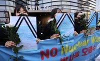 Korean civic group slams Japan's Fukushima decision as criminal act