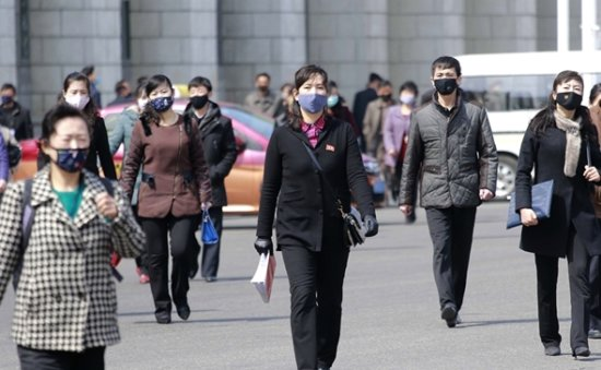 USFK commander strongly disputes North Korea's claim of no coronavirus cases