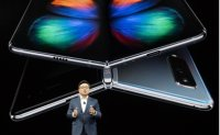 Samsung to release 5G foldable smartphones