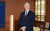 Biegun visits Seoul for talks on bilateral alliance, North Korea