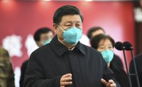 Xi says China to help Korea in COVID-19 fight