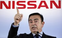 Ex-Nissan boss Ghosn, facing Japan trial, arrives in Beirut