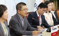 Liberty Korea Party chief's leadership losing luster
