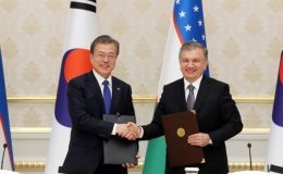 Solid Uzbekistan-Korea ties witnessed through strategic partnership, pandemic