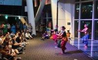 Indian cultural festival kicks off at skyscraper