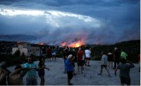 More than 60 killed in Greek wildfires