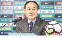 S. Korea pursuing 9th straight berth in Olympic men's football tournament