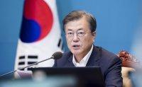 Moon set for virtual summit with EU leaders on coronavirus, Korea peace, green energy