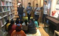 Volunteer group bridges Korea's 'English divide'