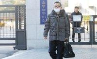 Kim Hak-eui walks free