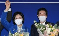 Park Young-sun wins ruling party's Seoul mayoral bid