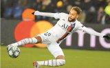Neymar makes impression as PSG crush Galatasaray