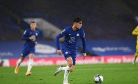 Hat trick for Havertz as Chelsea strolls in League Cup