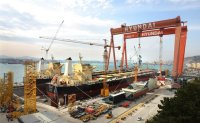 Hyundai Heavy's DSME takeover hits snag in Singapore