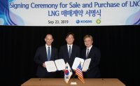 KOGAS to import LNG worth $9.6 bil. from US