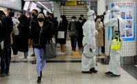 126 countries, territories restricting entry from virus-hit Korea