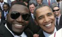 Obama overreacts to selfie brouhaha