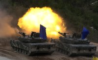 South Korea, U.S. agree to suspend joint military drills