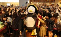'Peng-ha!': South Koreans crazy about 'Pengsoo'
