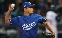 Korean pitcher Oh Seung-hwan signs $1.75 mil. contract with Toronto Blue Jays