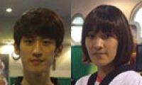 Taekwondoists seek family support