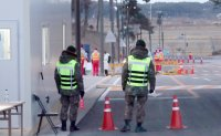 41 Olympics security staff ill with norovirus