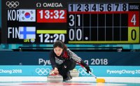 PyeongChang Olympics begins with curling