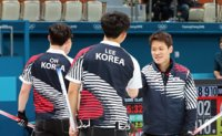 S. Korean men's curling team captures 1st victory