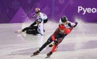 Seo Yi-ra wins bronze in men's 1,000m short track speed skating