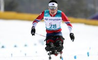 Skier Sin wins South Korea's first medal at PyeongChang Paralympics